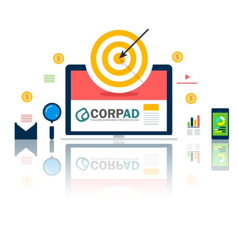 Marketing Digital CORPAD Consutloria
